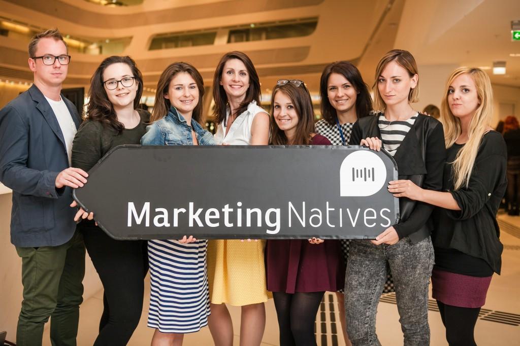 Das Marketing Natives Team