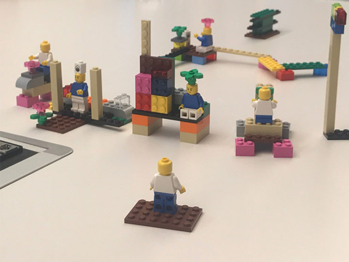 LEGO SERIOUS PLAY Workshop Recap