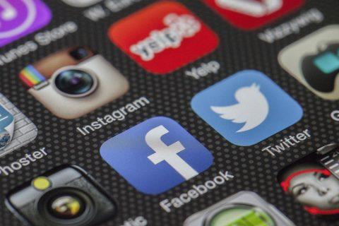 Newsteaser Social Media im B2B Bereich