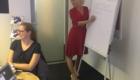 Workshop-Leiterin Alexandra Vetrovsky-Brychta
