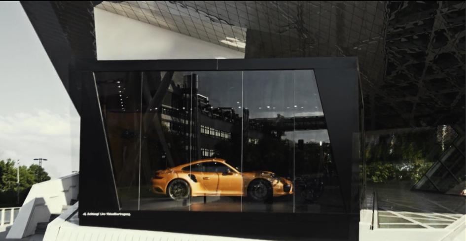 Porsche Livestream