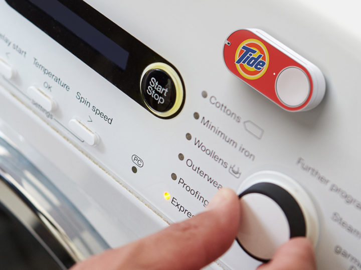 MuK-Blog für Digital Marketing #6: Dash Buttons von Amazon – bequem oder sinnbefreit?