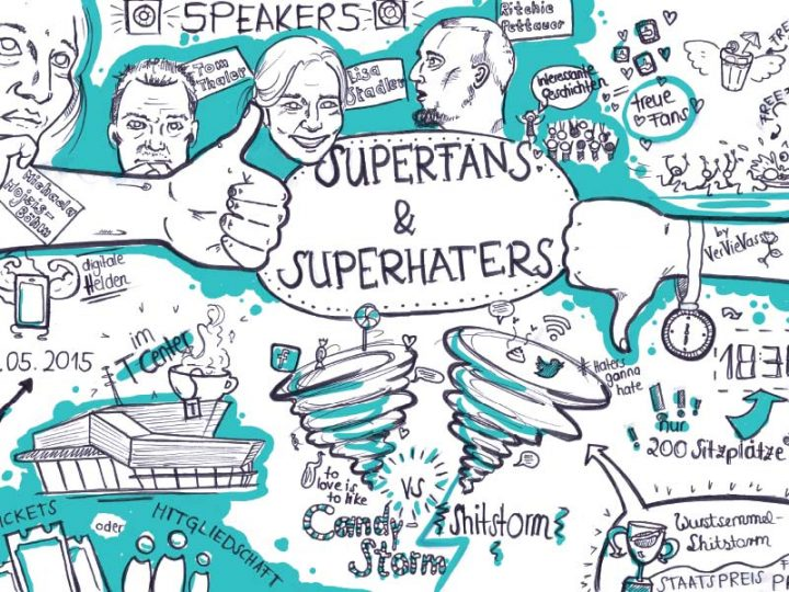 Superfans & Superhaters